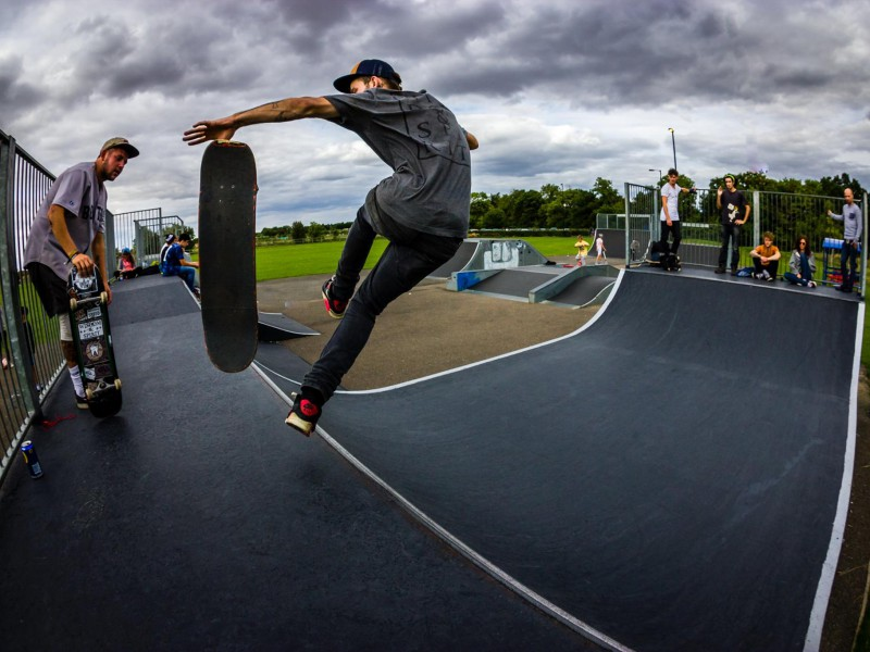 Skate day Spirit